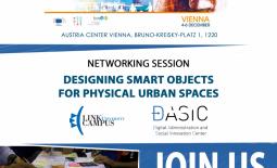 I ricercatori del Dasic a Vienna per l'evento ICT 2018