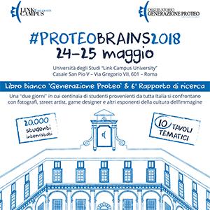 I ricercatori del Dasic moderano i tavoli tematici di Proteo